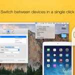 Typeeto Swithc device