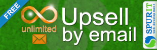Upsell by Email review
