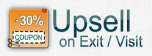 Upsell on Exit Visit app Shopify Review