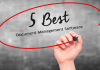 Best Document Management Software 5 Best things