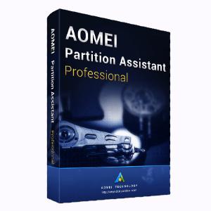AOMEI Partition Assistant 2017