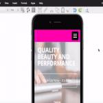 webstarts creat mobile website