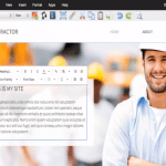 webstarts dashboard