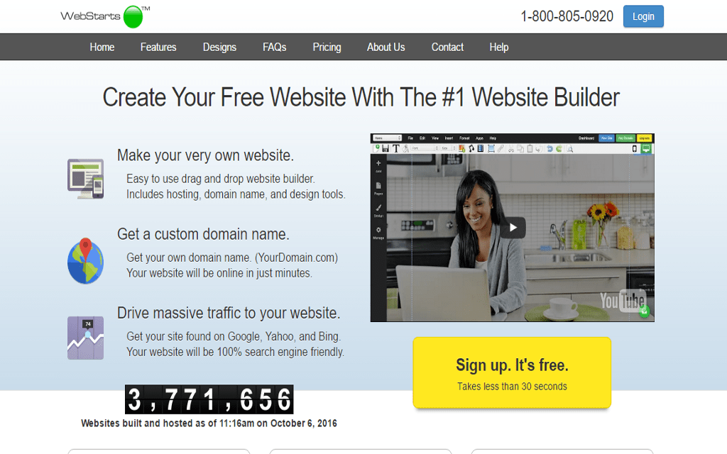 Webstarts Website Builder Review Best Website Builder