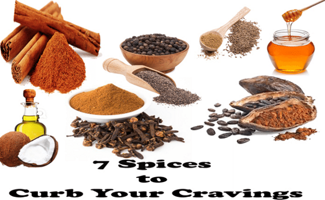 7 Spices to Curb Your Cravings