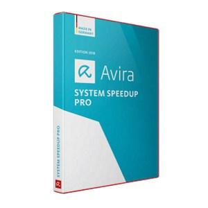 Avira System Speedup 2018