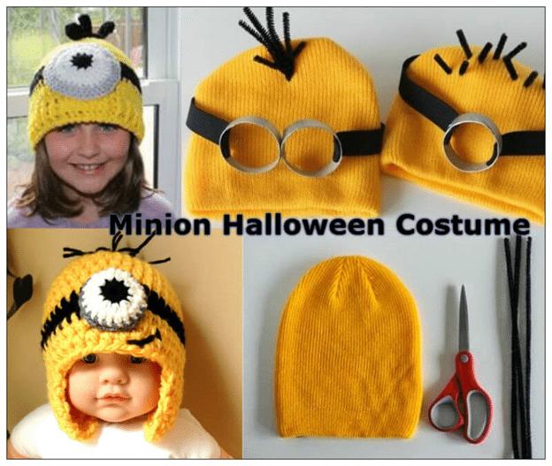 Minion Halloween Costume