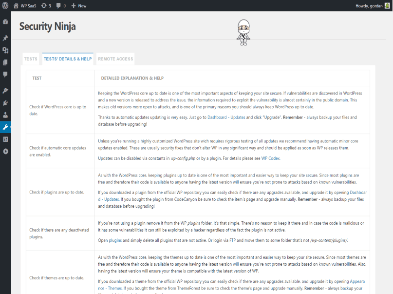 sucirity ninja review