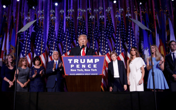 Uplifting Ways Look at President Donald Trump