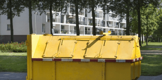 Bins for Commercial