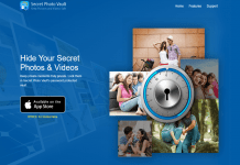Secret Photo Vault review