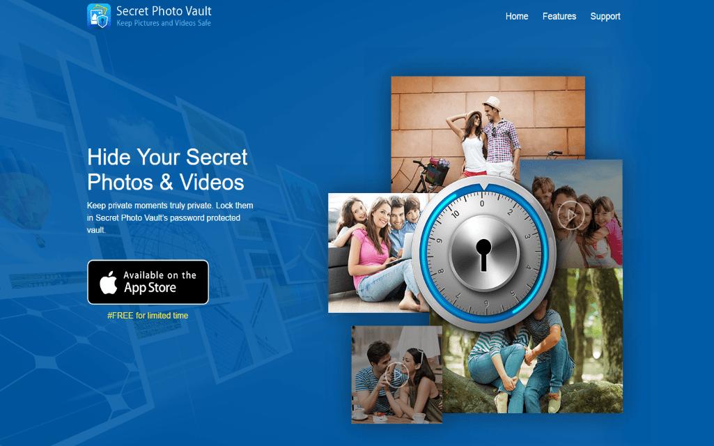 Secret Photo Vault review