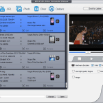 WinX HD Video Converter Deluxe device