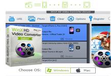 WinX HD Video Converter Review