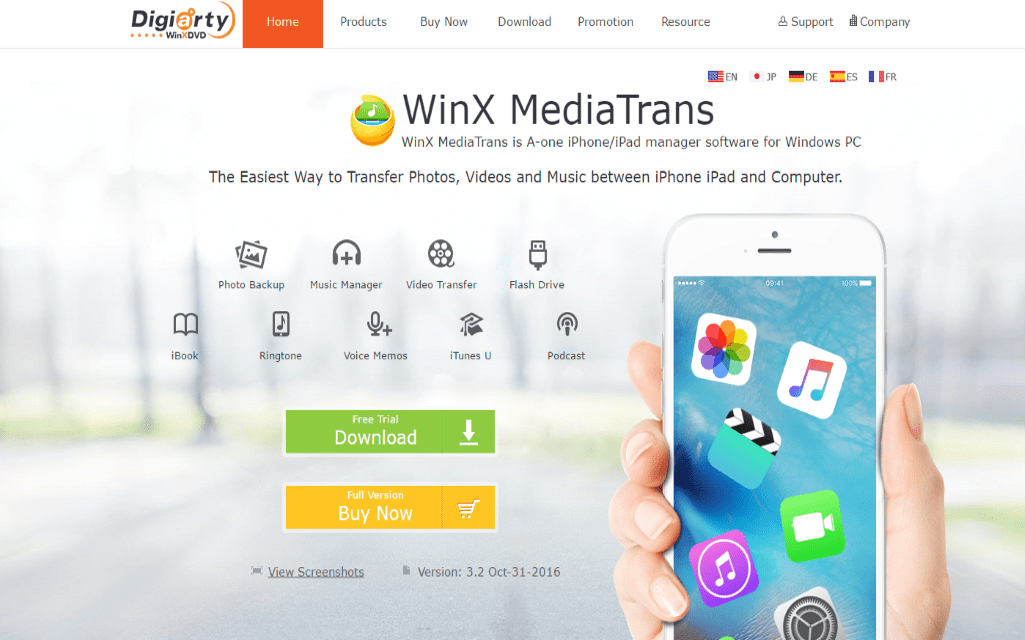 WinX MediaTrans Review