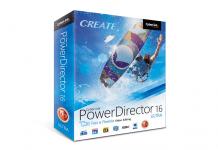 Cyberlink Power Director 16 Ultra
