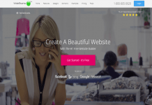 Webstarts Website Builder