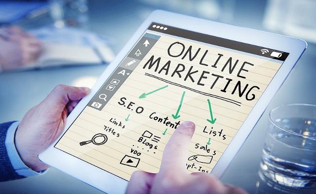 marketing online Business