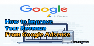How to Improve Your Revenue from Google Adsense