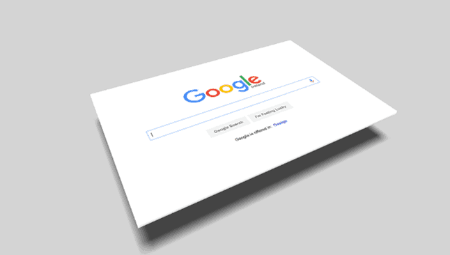google search engines