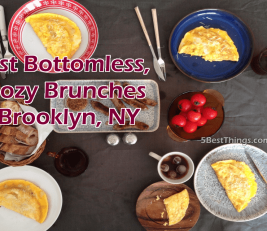 Best Bottomless, Boozy Brunches in Brooklyn, NY