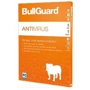 BullGuard Antivirus 2018