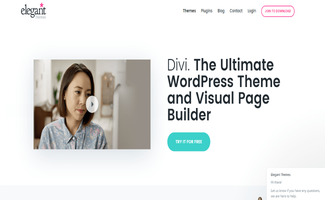 Best wordpress ecommerce themes to build online store - Divi theme ecommerce ...