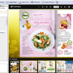 FlipHTML5 screenshost