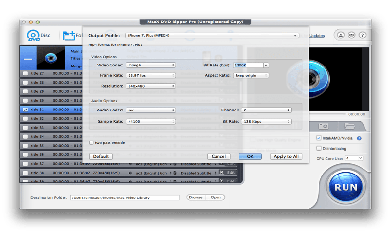 mac dvd ripper pro how to use