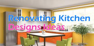 Renovating Kitchens Designs Ideas