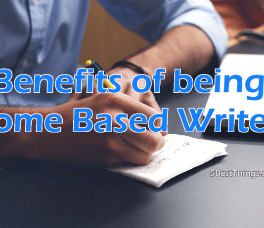 home based writer