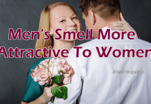 Men's Smell More Attractive