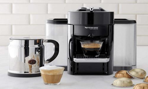Nespresso A+GCC1-US-BK-NE VertuoLine Evoluo