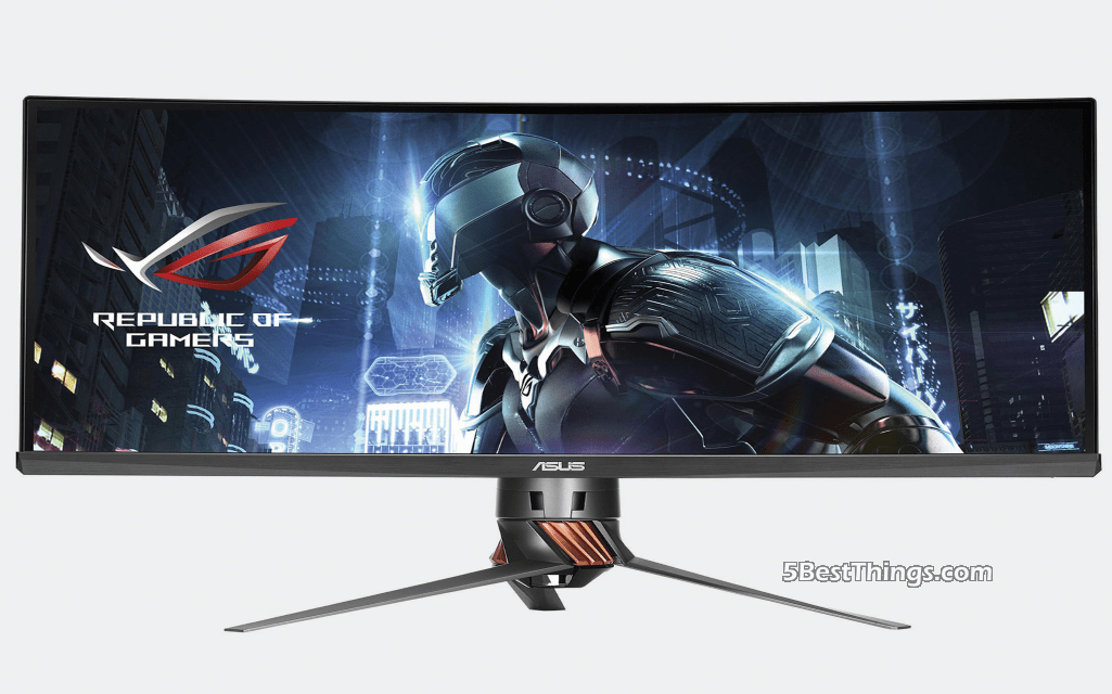 PC Gaming Curved Monitor