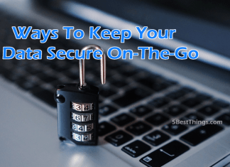 Secure Data On-The-Go