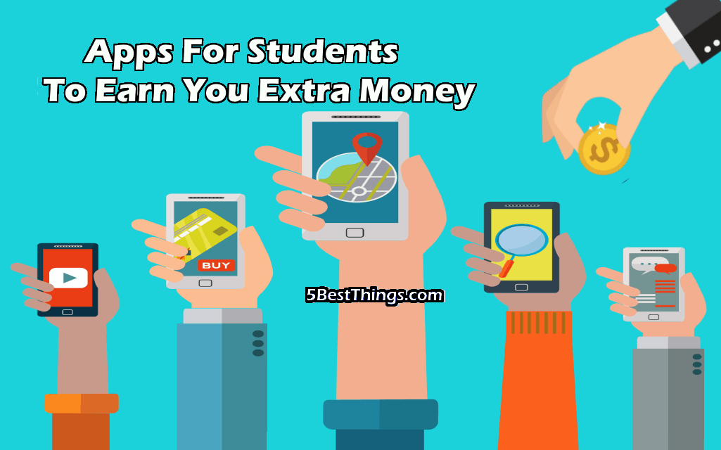 apps for studants to make money