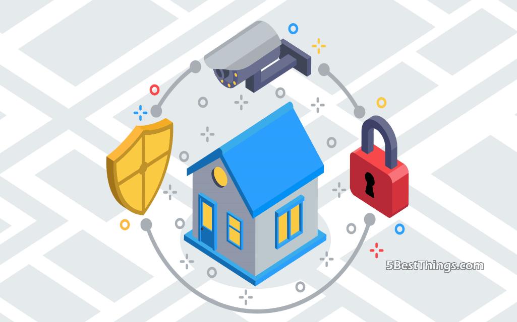 Diy Home Security 5bestthings