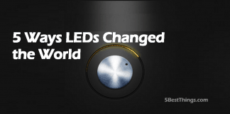 LEDs Changed the World