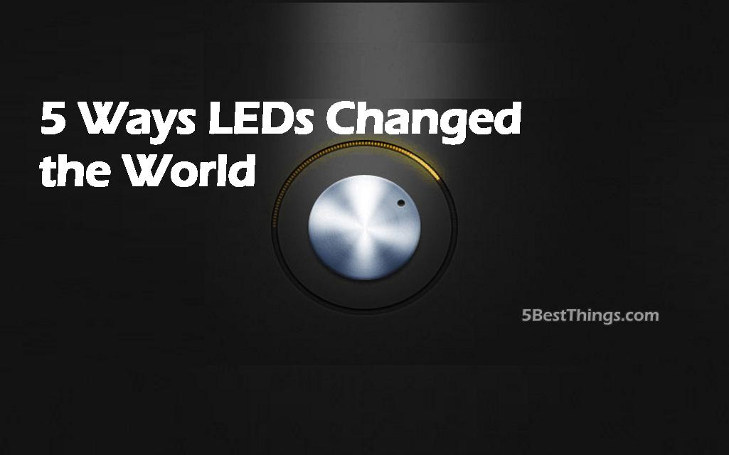 LEDs Changed the World