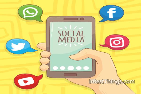 seo social network media
