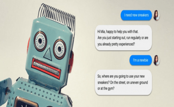 Chatbot in Ecommerce Industry