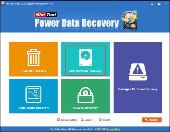 use MiniTool Power Data Recovery