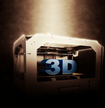 5 Weird Things That Can 3D Printed