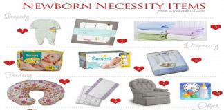Baby Necessities For New Moms