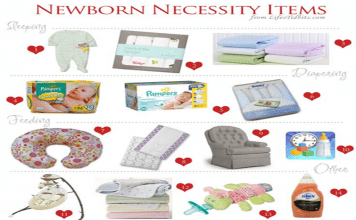 Baby Necessities For New Moms