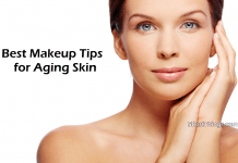 Best Makeup Tips for Aging Skin