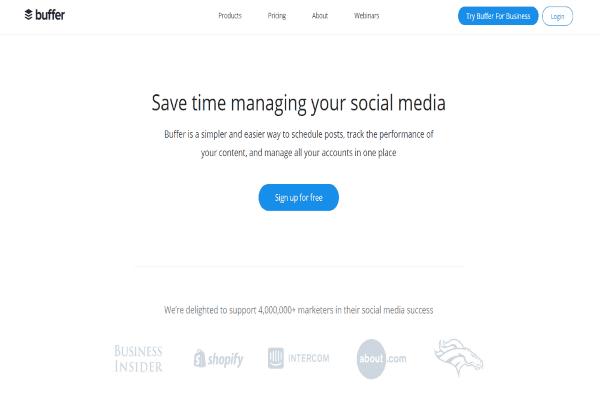 Buffer Instagram Marketing Tools