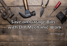 DIY Mechanic Work