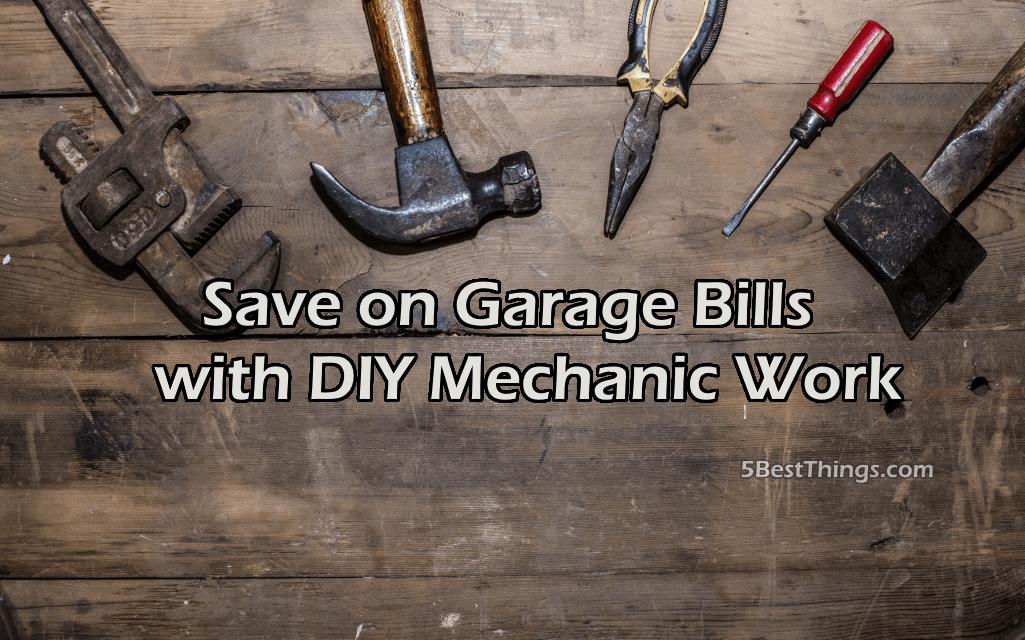 DIY Mechanic Work