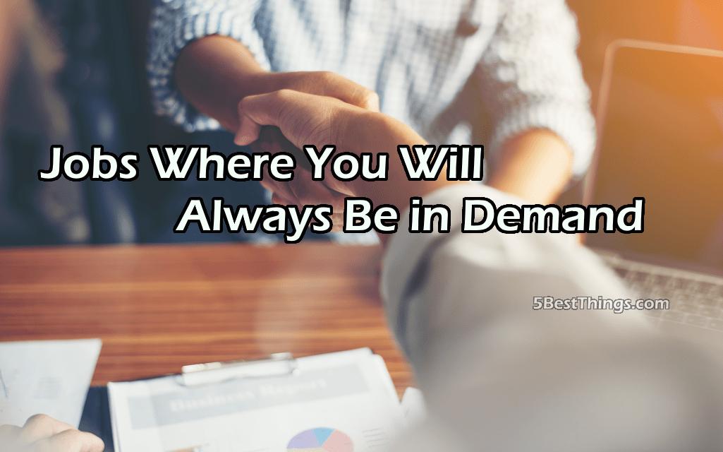 Jobs Demand